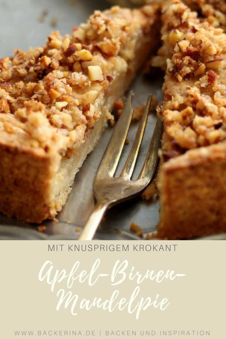 Apfel Birnen Pie