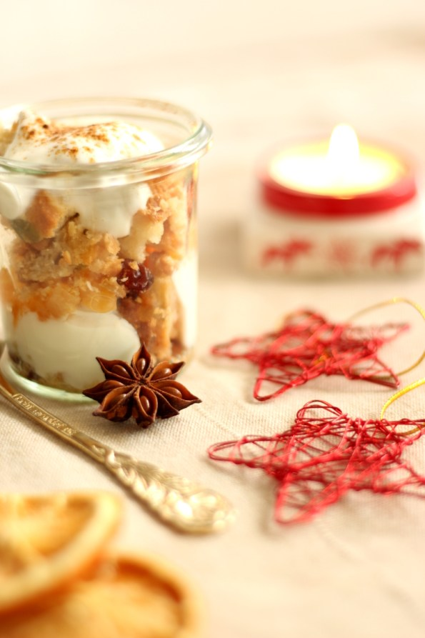 Christstollen Trifle