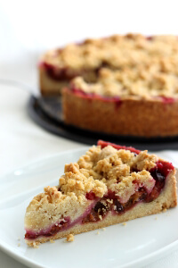Pflaumenkuchen mit Streuseln | bäckerina.de