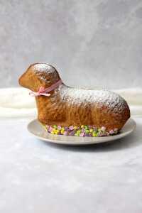 Osterlamm backen | bäckerina.de