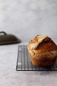 Dinkelkruste Pampered Chef Rezept | bäckerina.de