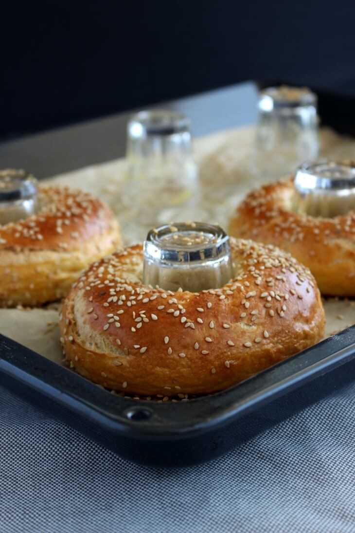 Bagels Rezept | bäckerina.de