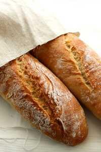 Dinkelbaguette mit Joghurt | bäckerina.de