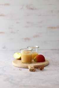 Apfelmus ohne Zucker | bäckerina.de