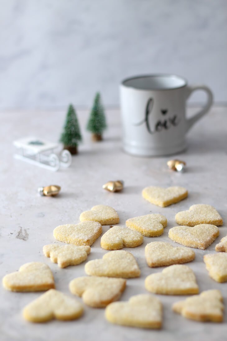 Vanilleplätzchen Rezept | bäckerina.de