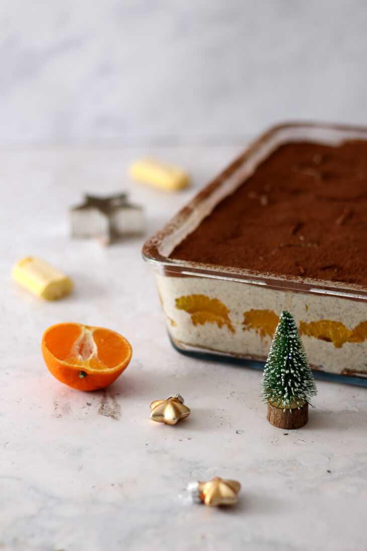 Mandarinen Tiramisu Rezept | bäckerina.de