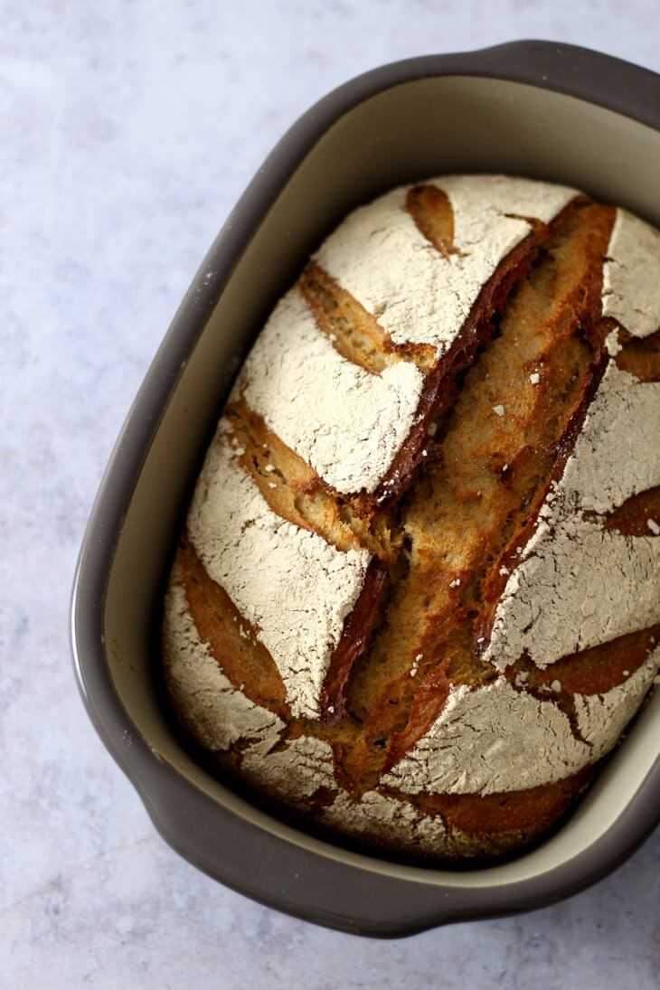 Ofenmeister Brot | bäckerina.de