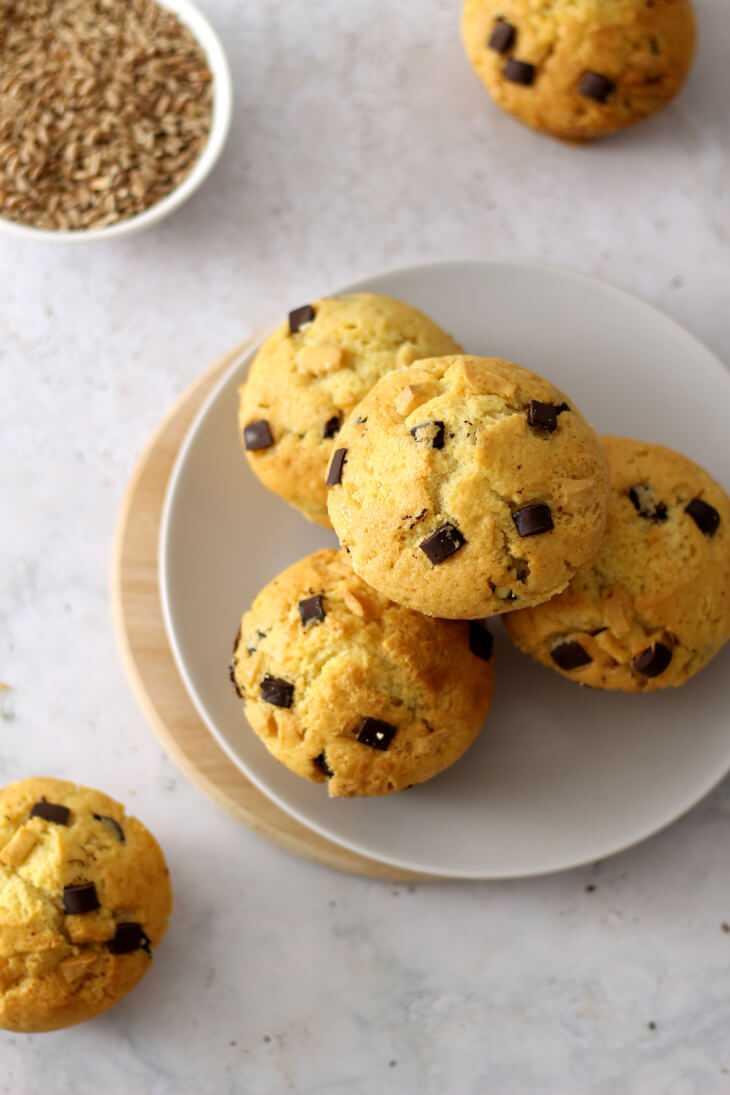Double Chocolate Muffins Rezept | bäckerina.de
