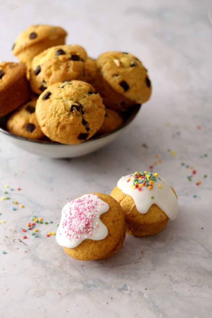 Muffins Grundrezept | bäckerina.de