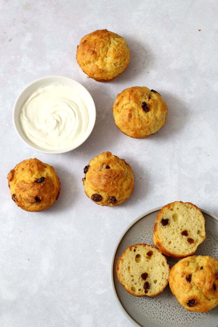 Brötchen aus der Muffinform | bäckerina.de