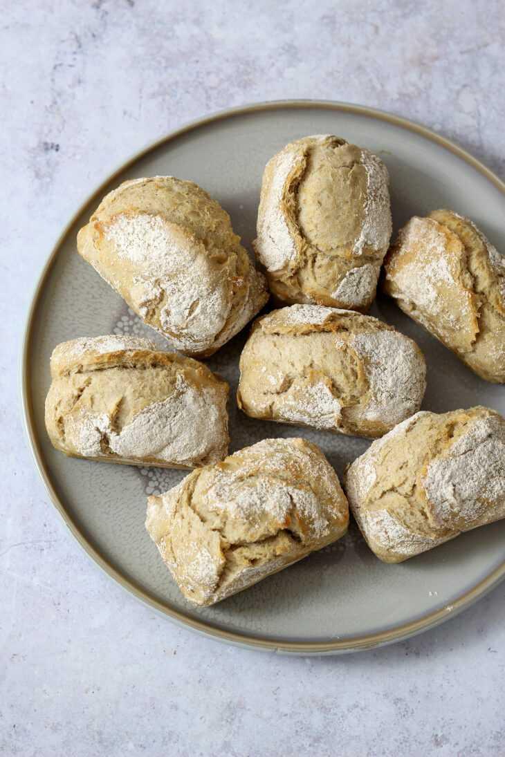 Bürli Rezept mit Roggen | bäckerina.de