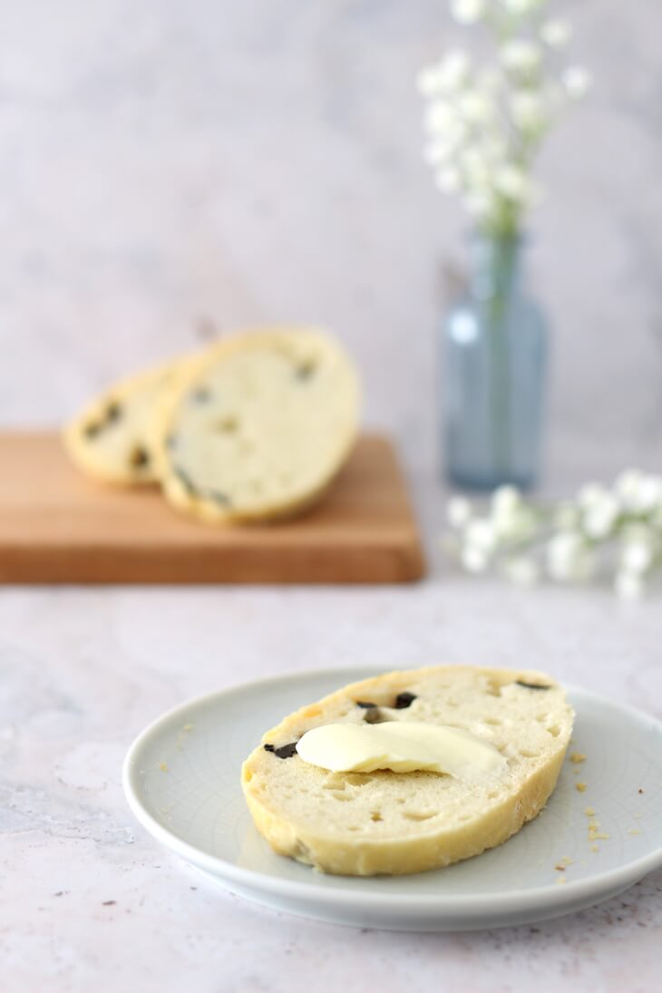 Dinkel Olivenbrot Rezept | bäckerina.de