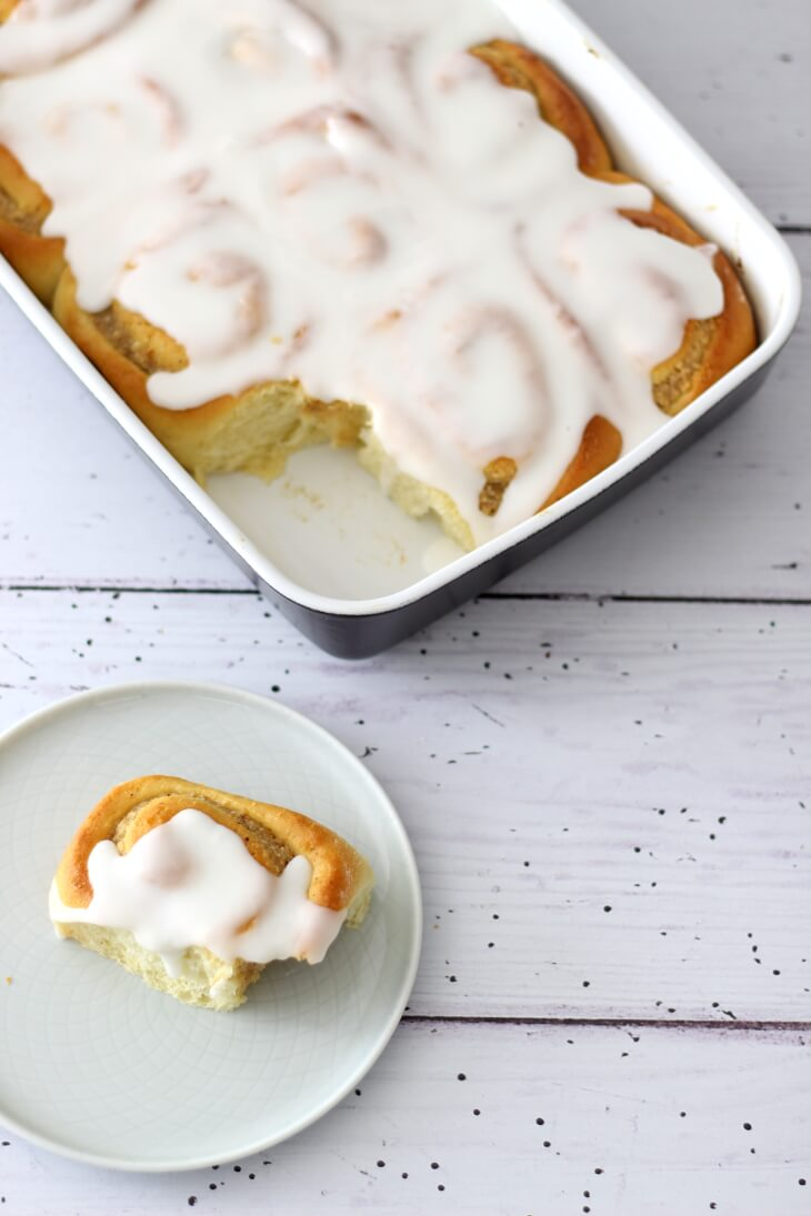 Nussschnecken Rezept | bäckerina.de
