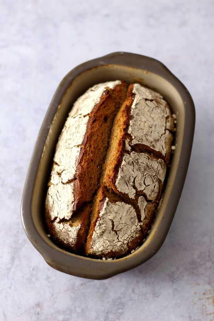 Roggenbrot Pampered Chef | bäckerina.de
