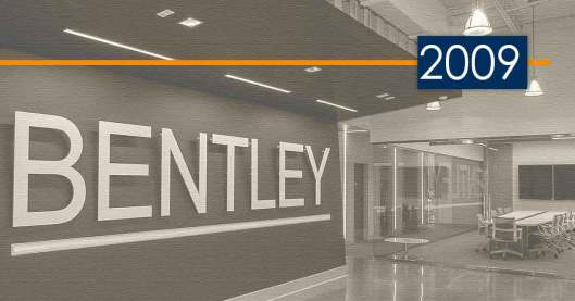 Bentley History and Development: 2009 – At 25 Years