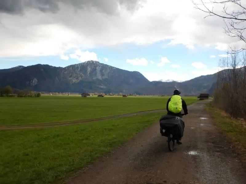 Bodensee Königssee Radweg