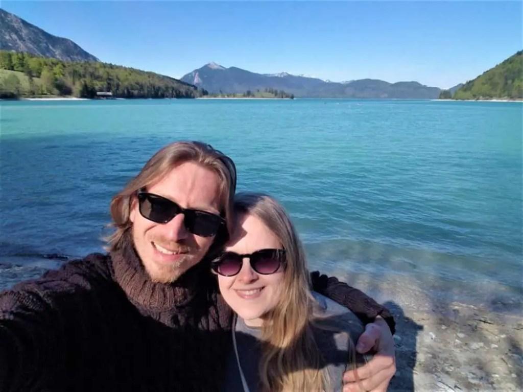 Walchen See Bayern