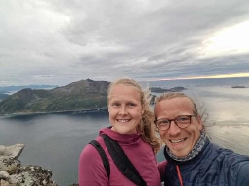 Justyna und Björn von bärensquad