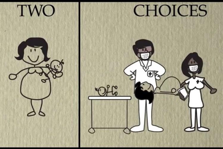 Valget mellem sædefødsel vs. kejsersnit