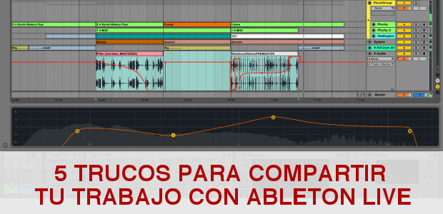 Trucos Ableton Live