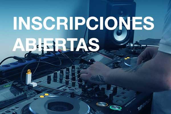 cursos de dj y producción