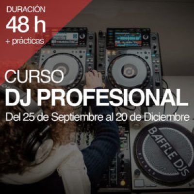 Curso DJ Pro 48 horas