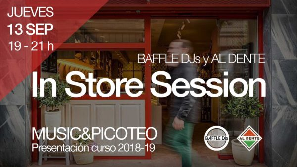 In Store Session