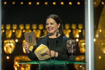 Melissa McCarthy presents Outstanding British Film