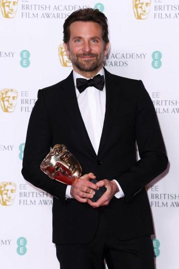 72nd British Academy Film Awards, Press Room, Royal Albert Hall, London, UK - 10 Feb 2019