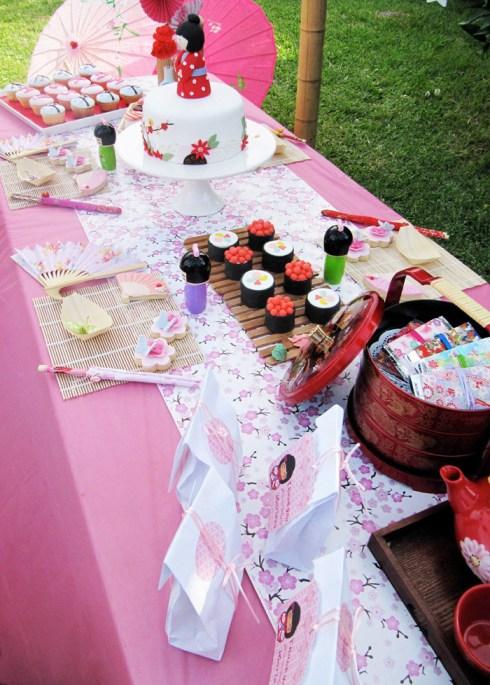 Festa boneca japonesa kokeshi bagagem de m ebagagem de m e for Mesa japonesa tradicional