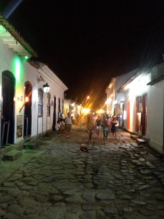 O charme noturno da cidade