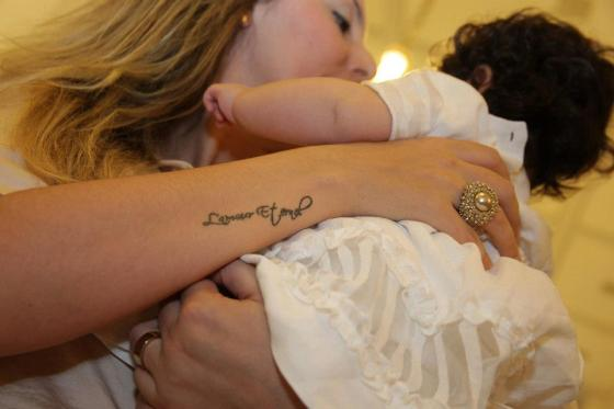 tatuagem de mãe