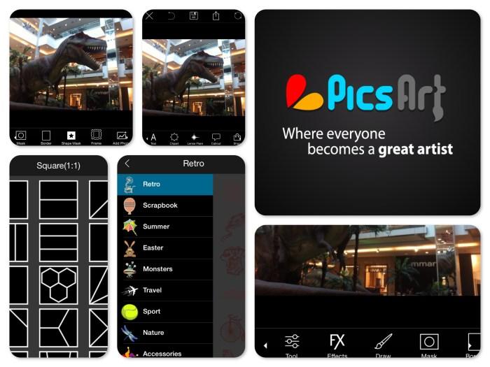 app de fotos