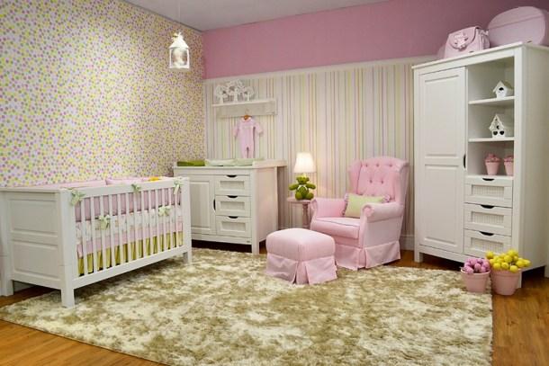 quarto de bebe design simples
