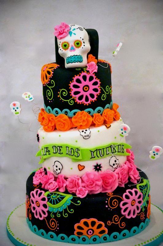 bolo festa infantil mexicana