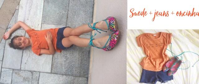 sapatilha de oncinha para meninas