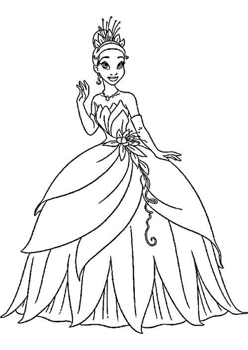 Receba o item que você pediu ou receba o seu. princesa para colorir - Bagagem de Mãe