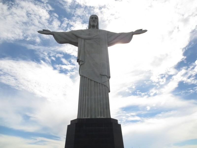 Cristo Redentor, o cartão postal do Brasil