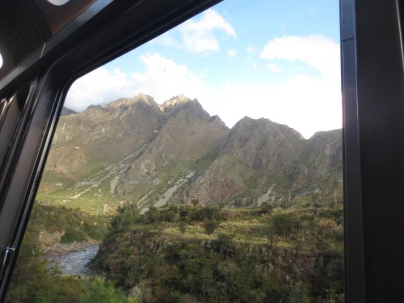 Lindas paisagens no caminho