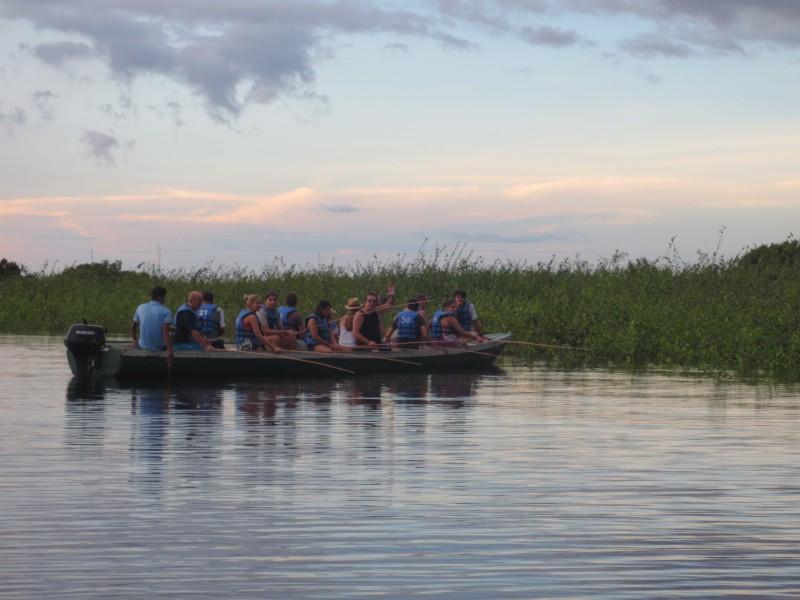 Pescaria no Rio Negro - Manaus