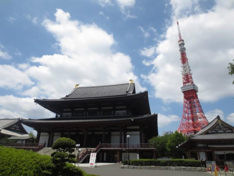 Tokyo_zojoji temple