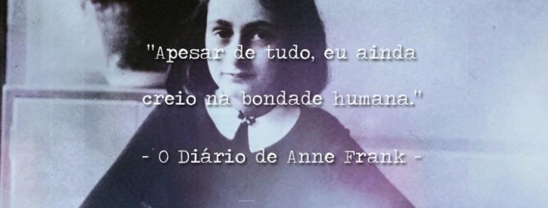 Uma Visita à Casa De Anne Frank Bagagem De Memórias