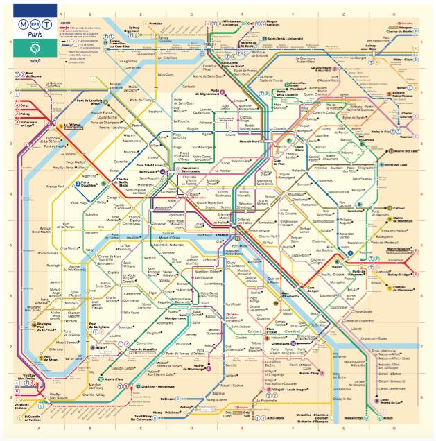 Paris_mapa metro