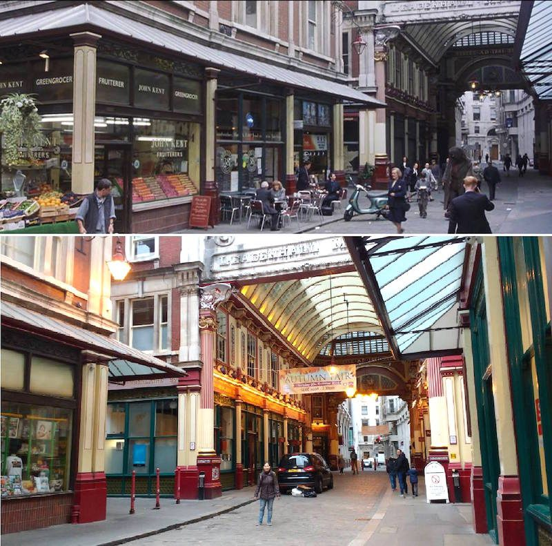 Pri Harry Potter_Leadenhall Market