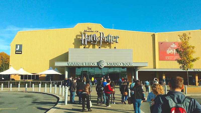 Pri Harry Potter_Warner Bros Studio