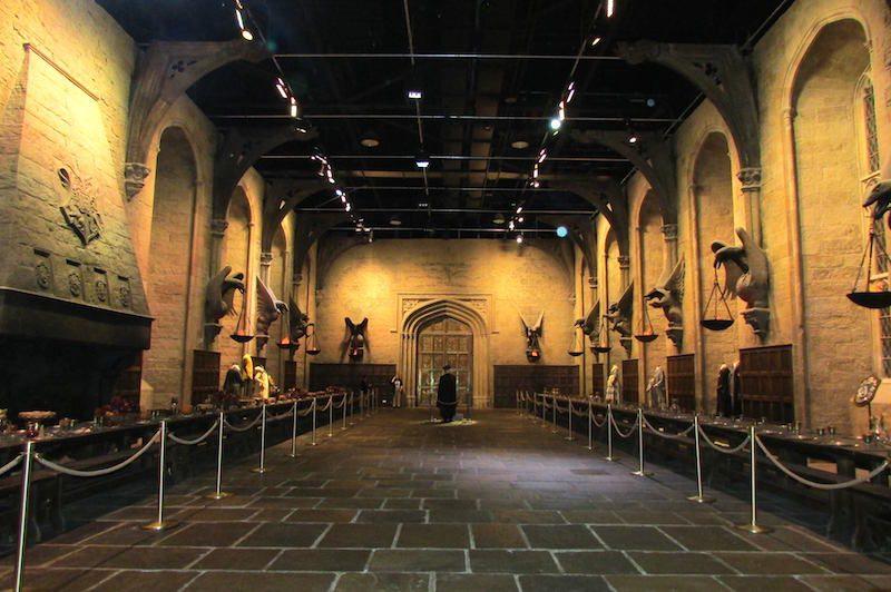 Pri Harry Potter_banquete studio