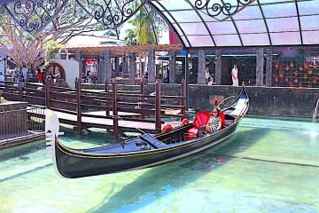 encontro rota sul_nova veneza - gondola