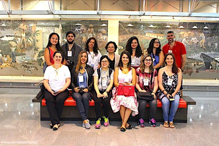 japao.br_blogueiros no museu