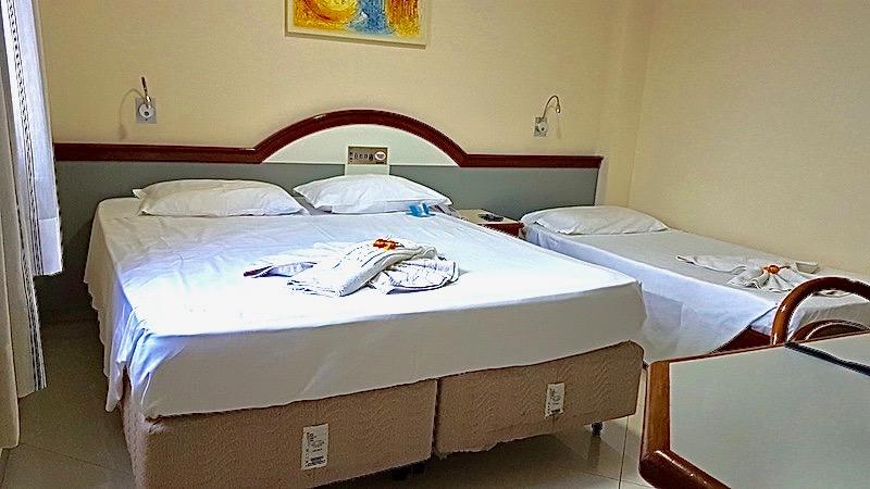 Onde se hospedar em Vitória: Hotel Champagnat Vila Velha