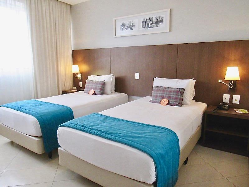 Onde se hospedar em Vitória: Quality Hotel Vitória